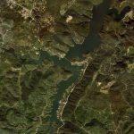 Lac de Saint-Cassien – Grand lac public – Le Var (83)