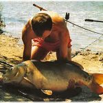 Carpe miroir 34,350 Kgs – Lac de Saint-Cassien – Leo van de Gugten