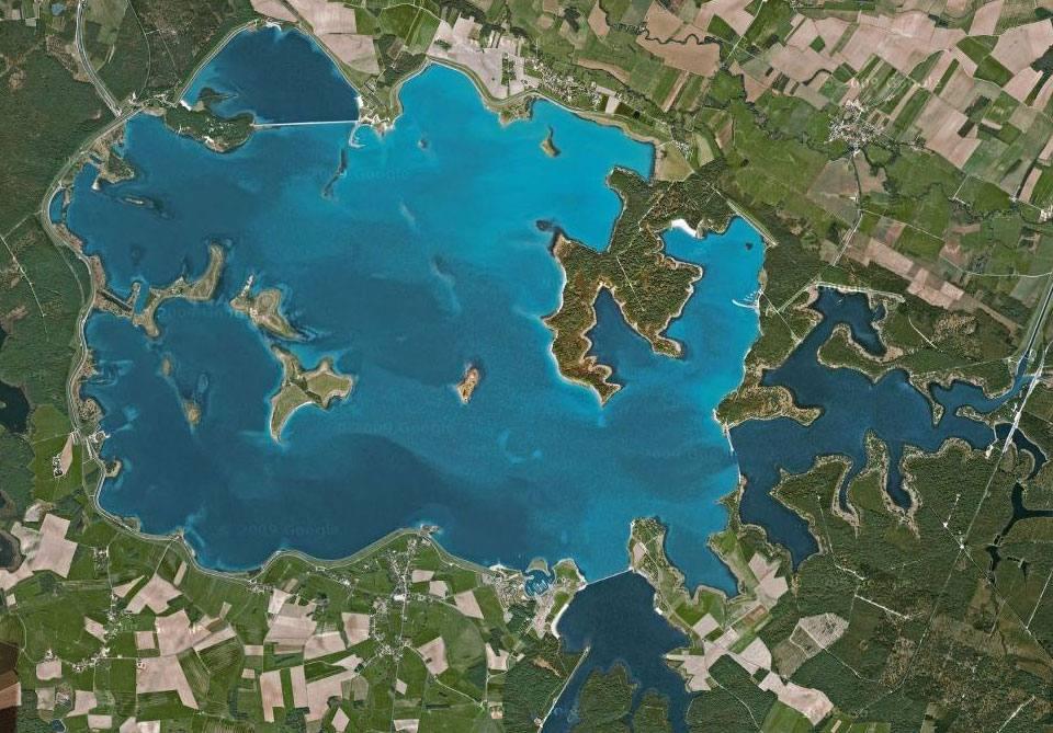 grands lacs france est lac der chantecoq grand public marne