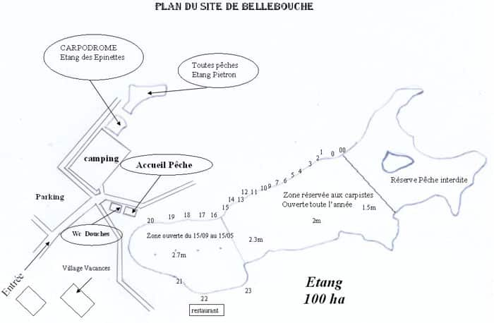 Bellebouche-plan