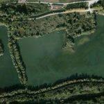 Etang de Trévoix ou Lac d'Ollainville – Lac public Ile de France – Essonne (91)