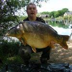 Lac de Carpa Trophy - Lac privé réouvert en 2010 - Maine-et-Loire (49) 1