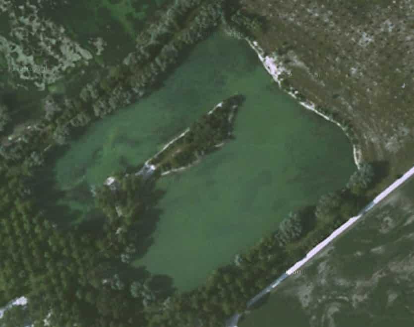lacs prives est france etang du marcusans lac prive marne