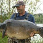 Carpe miroir 31,21 Kgs – Etang du Renard (Les étangs de l'Abbaye) – Lac privé – Jeroen