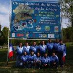 Résultats du championnat du Monde 2009 de pêche à la Carpe au lac d'Uby