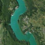Lac de Vouglans – Grand lac public – Jura (39)