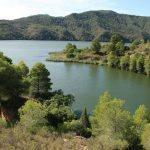 Lac de Riba Roja d'ebre - Grand lac public - Espagne – Tarragona Catalogne 1