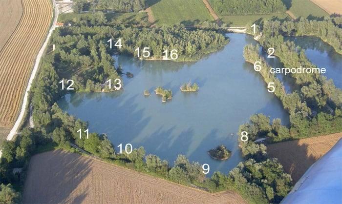Etang du 12-7 - Lac privé - Aube (10) 9