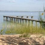 Lac de Lacanau - Grand lac public - La Gironde (33) 5