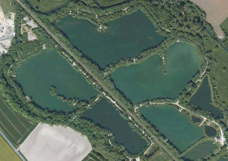 lacs prives nord france les etangs le val dore lac prive seine maritime