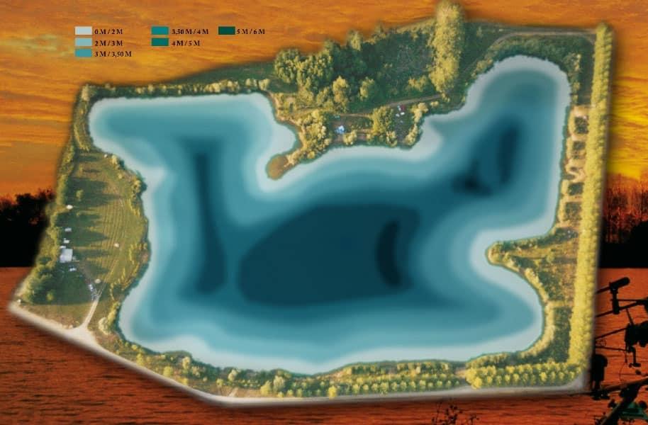 Etang de la Noue du Bois - Lac privé - Yonne (89) 9
