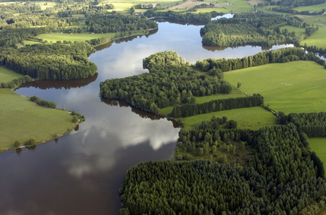 lacs prives centre france etang ramade lac prive creuse