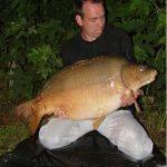 Nouveau record pour le lac de Gigantica : 75 livres, soit 34 kilos 2