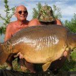 Nouveau record pour le lac de Gigantica : 75 livres, soit 34 kilos 6
