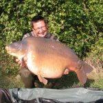 Nouveau record pour le lac de Gigantica : 75 livres, soit 34 kilos 7