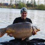 Nouveau record pour l'étang du Héron (Les étangs de l'Abbaye) : 36,14 kilos 3