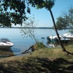Lac de Biscarosse et de Parentis - Grand lac public - Landes (40) 3
