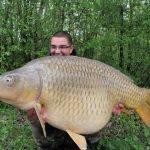 Nouveau record pour l'étang des vieux prés : Commune de 30,5 kilos 2