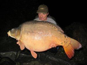 Nouveau record pour CarpaSens : Miroir de 31,8 kilos 1