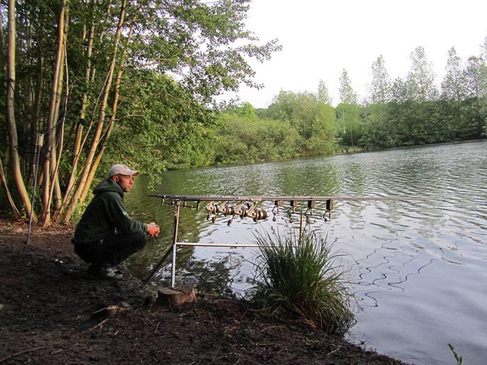 lacs prives nord france jurassik carpe etangs domaine halatte lac prive oise