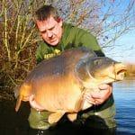 Nouveau record pour les étangs de l'Abbaye : 42,8 kilos