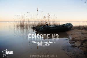 Destination H2O, épisode 3 : Jocelyn Dupré vous invite sur les grands lacs Landais 1