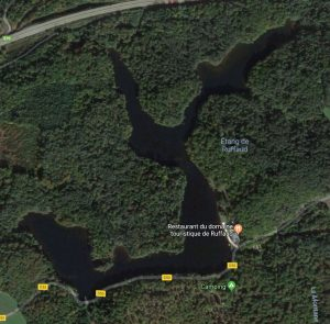 Etang de Ruffaud - Iktus - Lac Privé - Corrèze (19) 1