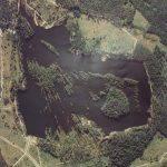 Lac de Curton (Rainbow Lake) – Lac privé – Département de la Gironde (33)