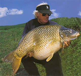 Carpe commune 33,450 Kgs - Lac de Sarulesti - Tim Paisley 1