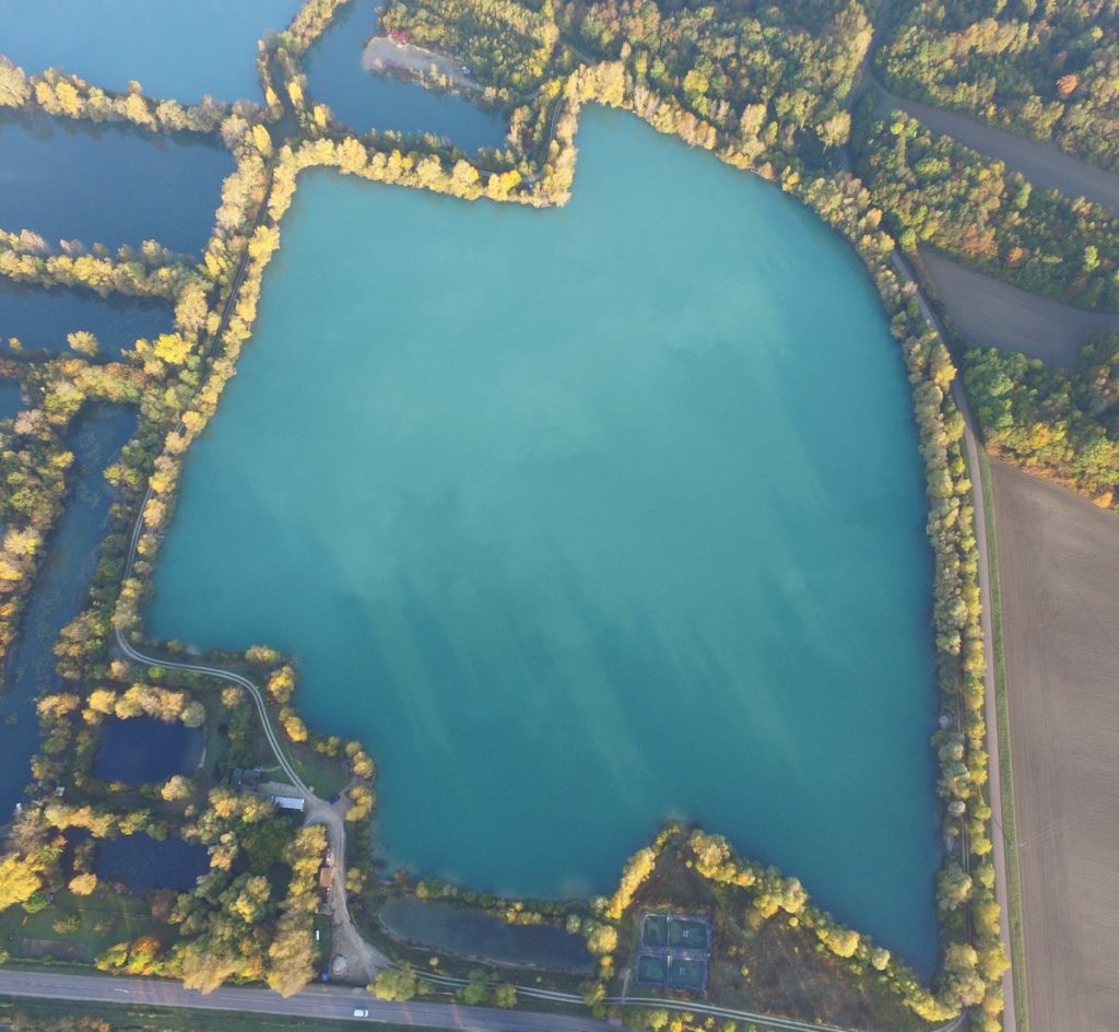Lac de Gigantica