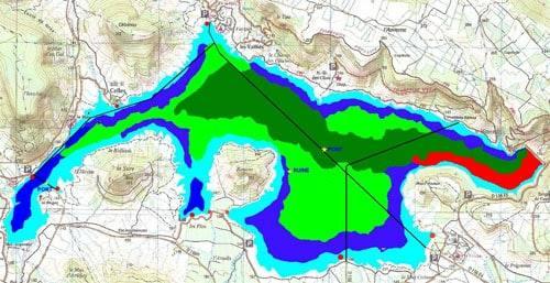Lac du Salagou - Grand lac public - Hérault (34) 12