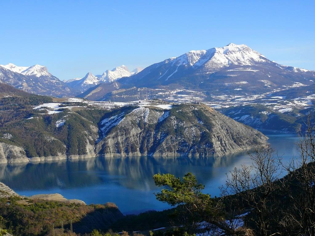 Lac Serre Poncon : Camping du lac serre ponçon jetzt preiswert buchen