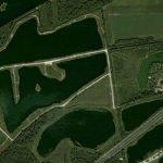 Les étangs de l'Abbaye : Etang du Renard – Etang du Héron – Lac privé – Oise (60)