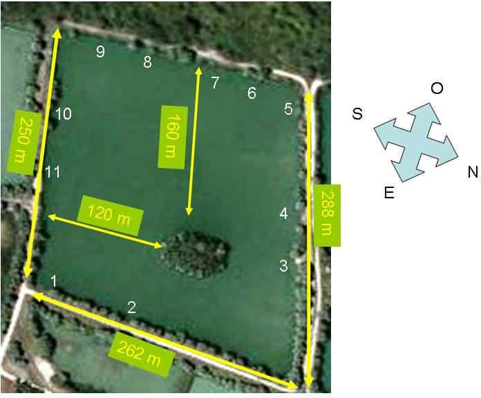 Etang de Nokillus - Lac privé - Côte-d'Or (21) 1