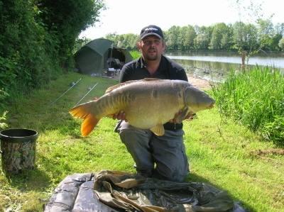Etang neuf lac priv orne 61 for Achat poisson etang