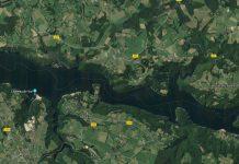 Lac de Bort les Orgues