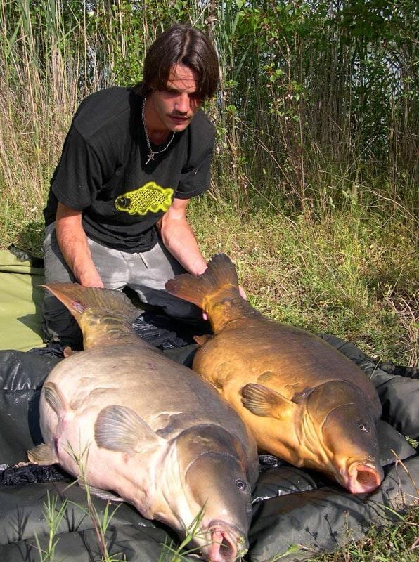 Carpe miroir 30,100 Kilos – Lac public non communiqué – Raphaël Biagini 5