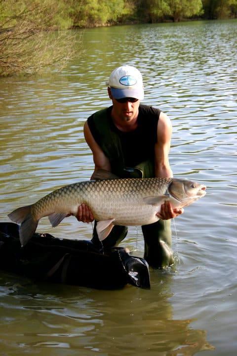 Lac des Thureaux – Lac privé – Cher (18) 2