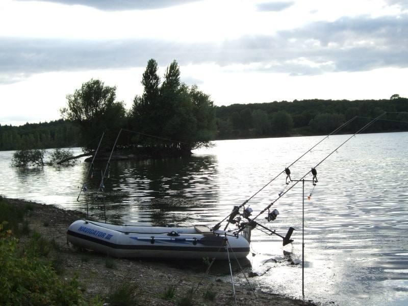 Lac de Moisson-Lavancourt