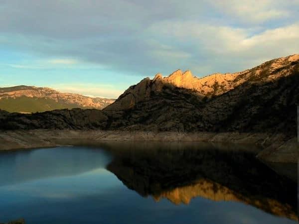 Lac d'Oliana