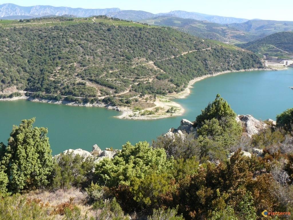 Lac de Caramany - Grand lac public - Languedoc Roussillon (66) 3
