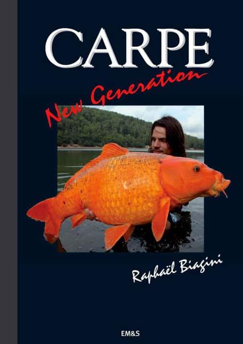 livre Carpe New Generation