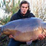 Nouveau record pour l'étang du Héron (Les étangs de l'Abbaye) : 36,8 kilos