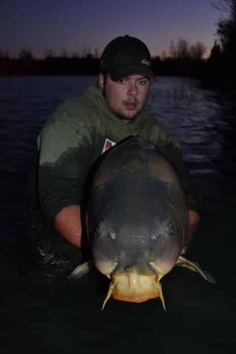 Nouveau record pour Nautilus : 36,600 Kgs 6
