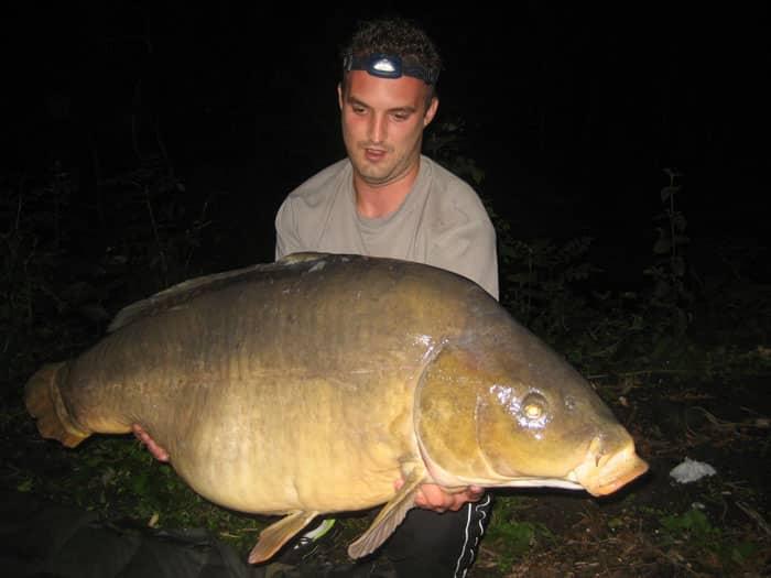 Queue coupée capturée à son poids record : 29 kilos 6