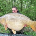 Nouveau record pour l'étang des vieux prés : Commune de 30,5 kilos