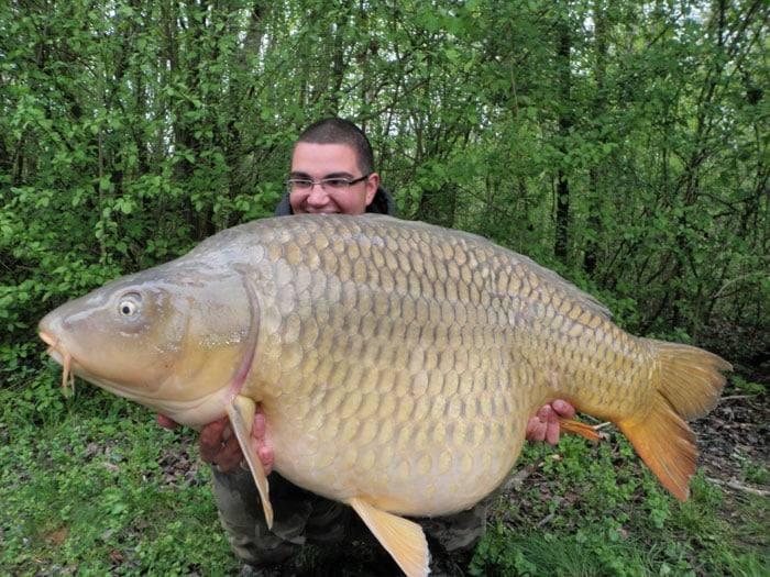 Nouveau record pour l'étang des vieux prés : Commune de 30,5 kilos 4