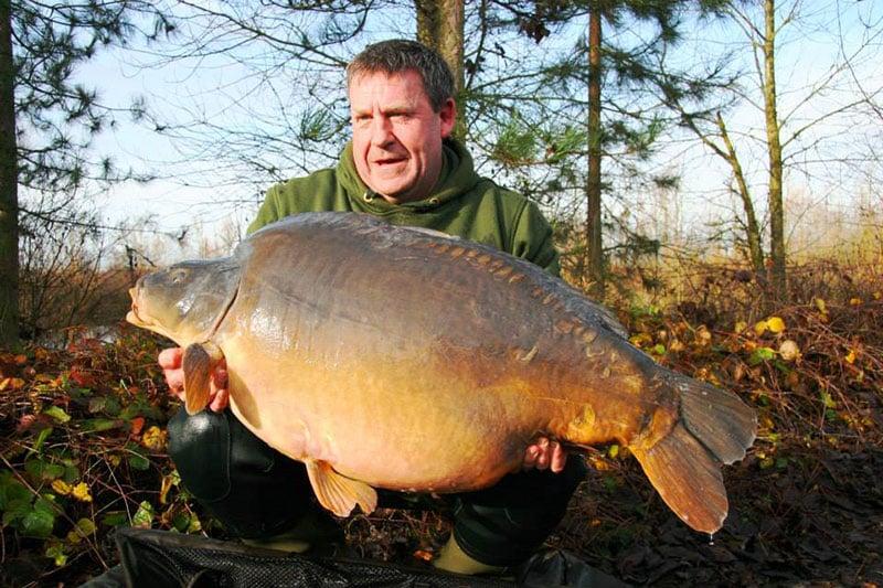 Nouveau record pour les étangs de l'Abbaye : 42,8 kilos 3