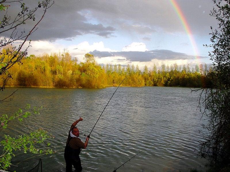 Etang Iles Cube - CarpaSens – Lac privé – Seine-et-Marne (77) 12