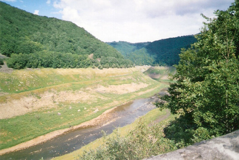 Lac de l'Aigle – Grand lac public – Corrèze (19) 6